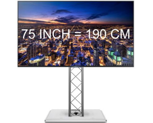 Verhuur 75 inch Televisie